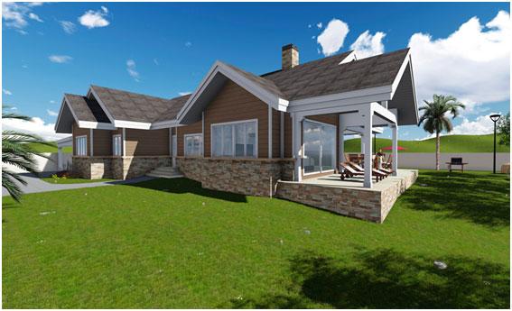 Nuevo concepto de vivienda casas de madera canexel for Diseno de casas online